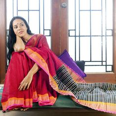 9 Best Sarees From Fabindia Images Hand Weaving Sari