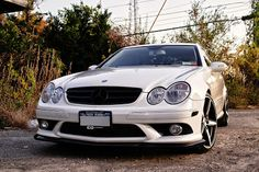 BENZTUNING | The Largest Photo Collection of Mercedes-Benz: CLK-Class