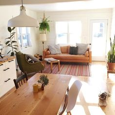 I'm searching for a new rug. I feel like our current rug is too warm-toned combined with our floor and couch, so I'd like a light coloured rug that is soft and easy to clean (for when baby comes!) Anyone have any recommendations?!