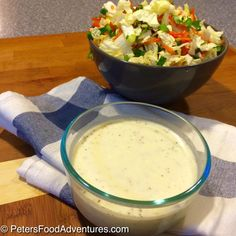 Old Style Coleslaw Dressing