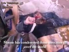 +++18 Torturing and burning civilians in #Syria by Assad's