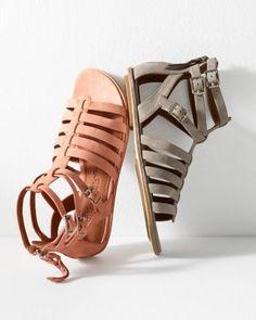 f390c59b8 Gentle Souls Quick Break Gladiator Sandals   garnethill Sock Shoes