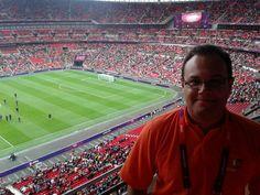 Estádio de Wembley (Inglaterra)