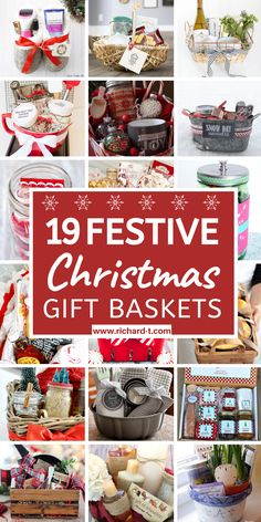 19 Best DIY Christmas Gift Baskets Your Friends Will Love 19 DIY Christmas gift . 19 Best DIY Christmas Gift Baskets Your Friends Will Love 19 DIY Christmas gift baskets that will m Diy Christmas Baskets, Homemade Christmas Gifts, Xmas Gifts, Handmade Christmas, Creative Christmas Gifts, Inexpensive Christmas Gifts, Holiday Gift Baskets, Family Christmas Gifts, Homemade Gift Baskets