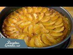 Tarta de Manzana (Sin Gluten) - YouTube