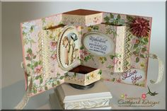 Fancy Fold Pop-Up Cards | Fancy Folds | Castlepark Designs