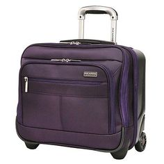 Cases Covers and Skins: Ricardo Luggage Mulholland Drive 16 2W Business Tote-Aubergine Purple -> BUY IT NOW ONLY: $104.95 on eBay!