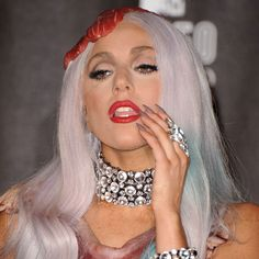 Happy Birthday Lady Gaga! See her top 20 manicure moments.