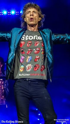 The official Rolling Stones app Rolling Stones Logo, Like A Rolling Stone, Rock N Roll Music, Rock And Roll, Keith Richards Guitars, Mick Jagger Rolling Stones, Charlie Watts, Music Is My Escape, Music Pics