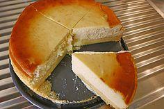 Cheesecake-Käsekuchen oder Cheesekuchen-Käsecake (Rezept mit Bild)   Chefkoch.de