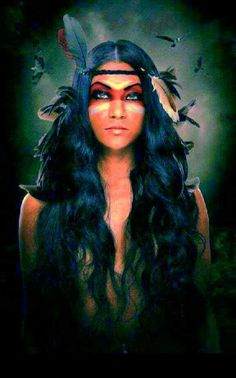 """Genetaska: An American Indian Ancestor. The Iroquois """"Mother of Nations"""" Themes: Tradition, Unity. Symbols: Amalgams (any item that mixes different components into a useful, harmonious blend)."""