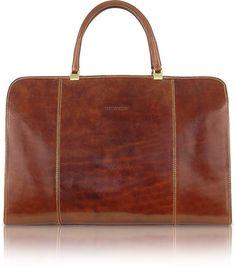 90655372de451 Chiarugi Handmade Brown Genuine Italian Leather Business Bag Bags  Australia
