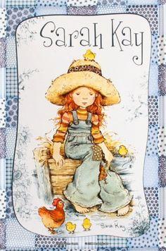 Sara Kay, Holly Hobbie, Applique Designs, Vintage Pictures, Scrapbooks, Paper Dolls, Hello Kitty, Cross Stitch, Teddy Bear