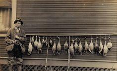 Vintage waterfowler