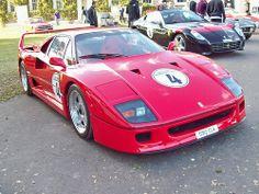 126 Ferrari F40 (1990)