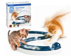 Home :: Shop Cats :: Toys :: Interactive :: Catit Design Senses Play Circuit Diy Cat Toys, Play Spaces, Cat Behavior, Litter Box, Circuit, Your Pet, Indoor, Activities, Pets