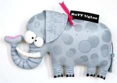 SOLD ... sold ... sold  .....ElePhanT NameD JanesH by buttuglee