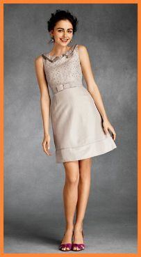 Anthropologie Bhldn Silver Bridesmaid Dress Size 4
