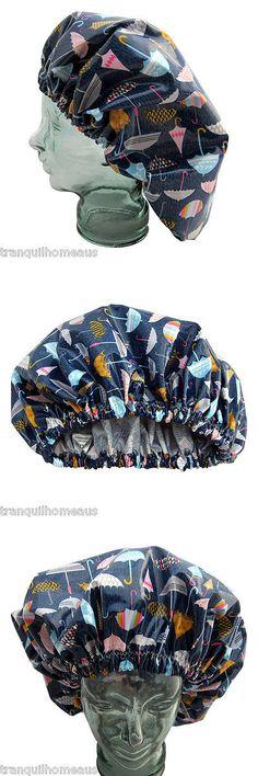Shower Caps: Xl Dreadlock Shower Cap/ Shower Hat For Dreds, Locs, Braids, Weaves Umbrellas -> BUY IT NOW ONLY: $39.95 on eBay!