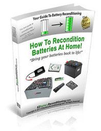 How To Recondition Batteries At Home Free Pdf Download Ebooks Books Pdf Free Download Recondition Batteries Batteries Diy Battery