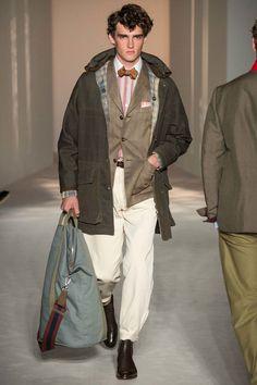Dunhill Spring Summer 2016 Primavera Verano #Menswear #Trends #Tendencias #Moda Hombre - London Collections MEN - F.Y!