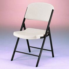 Lifetime Folding Chair 15 Each 4 Chairs Mint Condition
