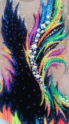 Gymnastics Leos, Acrobatic Gymnastics, Gymnastics Outfits, Artistic Gymnastics, Gym Leotards, Rhythmic Gymnastics Leotards, Little Girl Toys, Figure Skating Dresses, Fabric Painting
