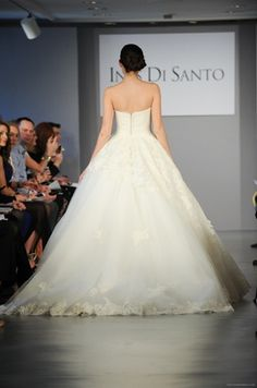 """Estee"" (back) by Ines Di Santo"