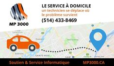 Lionel Groulx, Service A Domicile, Map, Configuration, Computers, Moving Forward, Social Media, Location Map, Maps