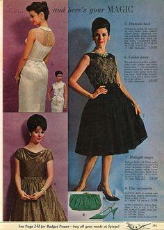 womens fashion 1962 - Google Search