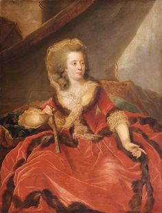 Madame Adélaïde de France (1732-1800),  sixth legitimate child of Louis XV, 1785 by Johann Julius Heinsius (1740-1812) (Chateau de Versailles)