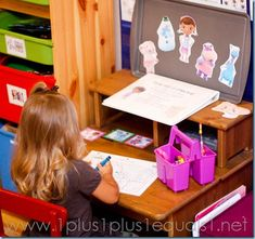 Doc McStuffins Theme Week for Tot School