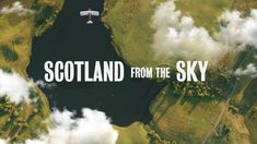 Titles and in-programme graphics for a three part BBC Scotland series exploring Scotland from aerial photography. Aerial Photography, Bbc, Exploring, Scotland, Animation, Graphics, Film, Movie Posters, Movie