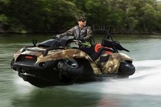 GIBBS Quadski Amfibi ATV