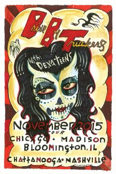 Drive-By Truckers with Dexateens