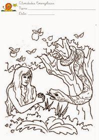ME ABURRE LA RELIGIÓN: ACTIVIDADES ADÁN Y EVA Christmas Crafts, Ideas, Art, Bible Activities For Kids, Adam And Eve, Bible Studies, Sunday School, The Creation, Bible