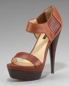Women's Rachel Zoe Gored Platform Sandal by Rachel Zoe