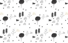 winter2013 fabric by weegallery on Spoonflower - custom fabric