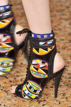 Calzado: lo que esta de moda este Verano 2014 - http://www.femeninas.com/calzado-moda-verano-2014/