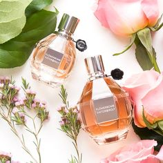 #Sephora 2015 Instagram Fan Pick: Viktor & Rolf Flowerbomb. This floral explosion releases a profusion of flowers that has the power to make everything seem more positive.