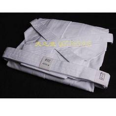 56.99$  Buy here - http://ali6zc.worldwells.pw/go.php?t=32510036011 - Kendo Uniform High Quality Hakama Martial Arts apanese Kendo Laido Aikido Hapkido white color 56.99$
