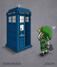 The Legend of Zelda & Doctor Who