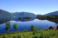 Stryn, Sogn og Fjordane Fylke, Norway.