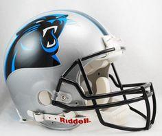 Carolina Panthers Pro Line Helmet