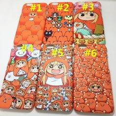 [Himouto! Umaru-chan] Iphone/Samsung/Phone Case CP153758