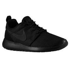 Nike Roshe Run Woven Black Anthracite Nike Free Shoes f2de81df365