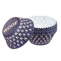 UW cupcake liners! Great for parties/events when baking cupcakes!