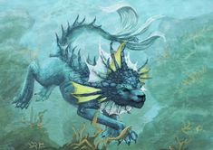 Vaporeon is on of my favorite pokémon. Vaporeon was one of the first pokémon I got as in a card. Anyway I wanted to go for a turtle/ otter/ wolf like look. It turned out pretty interesting. Enjoy! ...