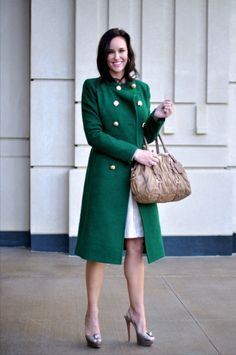 street style, outfit, look, trend , fashion, moda, tendencia, inspiração, get inspired, inspiration, green,, verde, trench coat