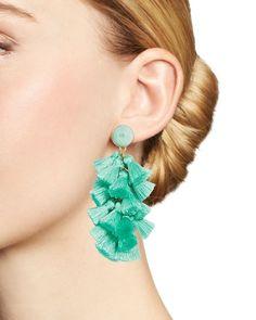 Diy Earrings, Tassel Earrings, Beaded Necklace, Funky Jewelry, Handmade Jewelry, Unique Jewelry, Beaded Jewelry Patterns, Statement Jewelry, Jewelery